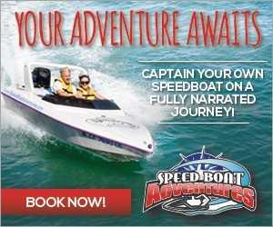SD Speedboat Adventures 300 x 250