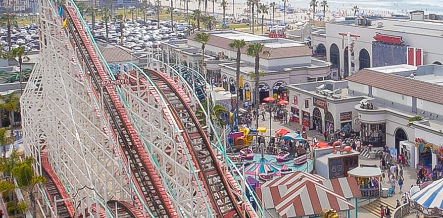 Belmont Park San Diego 101 Things To Do In Los Angeles