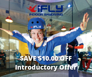 iFly Hollywood 2019 300 x 250