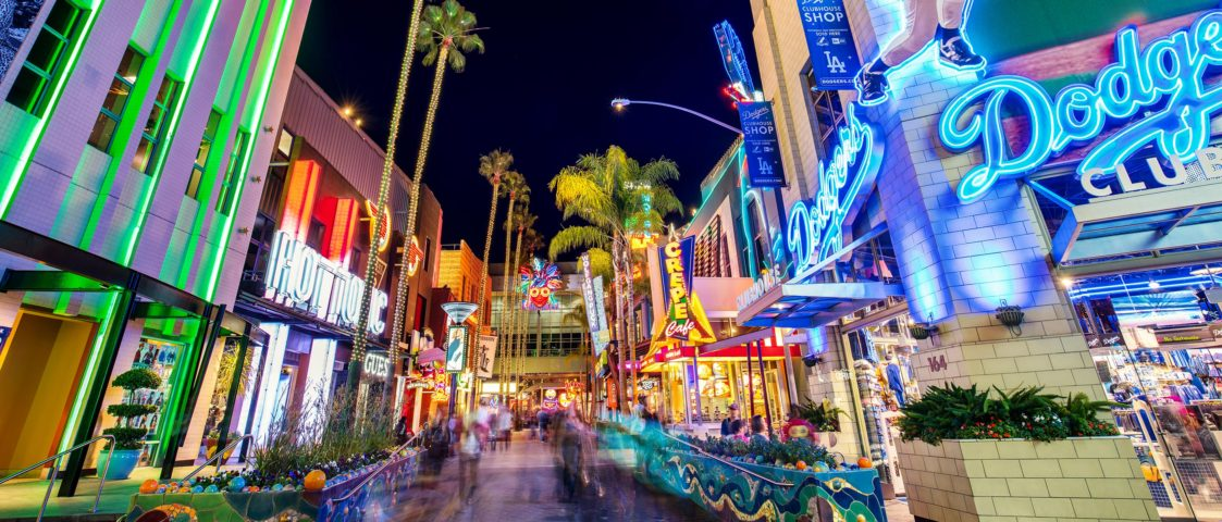 Universal CityWalk Hollywood - 101 Things To Do In Los Angeles