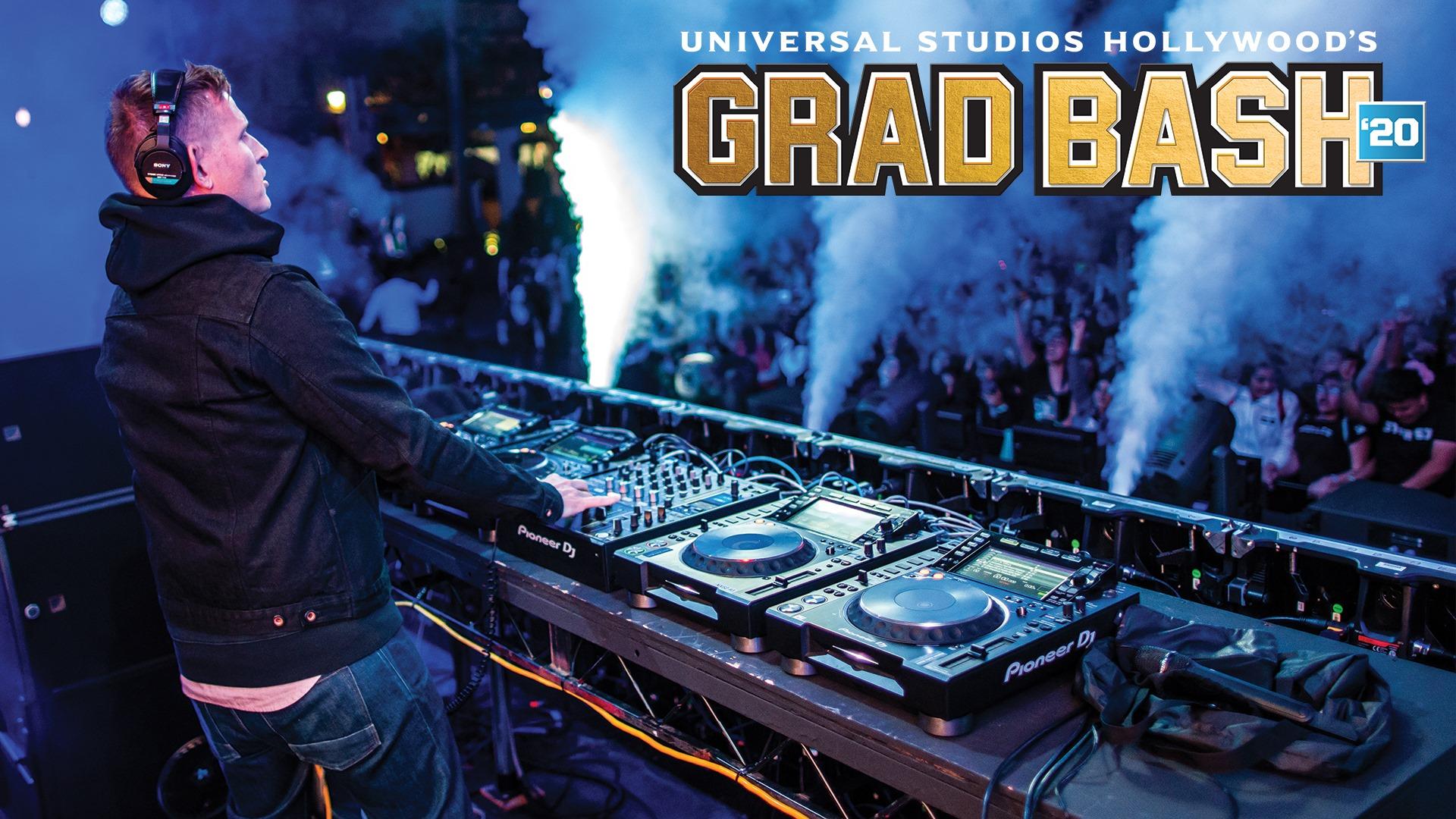 Grad Bash 2020 Universal Studios Hollywood
