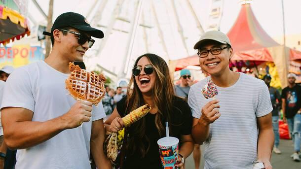 L.A. County Fair - Rides, Games, Concerts, Food & Fun